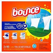 Bounce Dryer Sheets Outdoor Fresh -160 ct