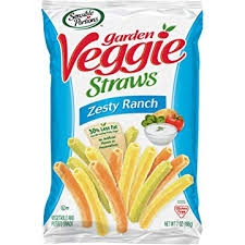 Veggie Straws Zesty Ranch