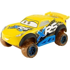 Disney/Pixar Cars Xtreme Racing Series Mud Racing