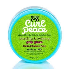 Just For Me Curl Peace Braiding & Twisting Grip Glaze