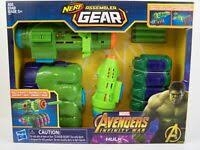 Nerf assembly gear hulk