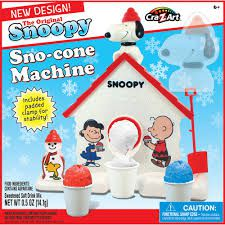 Snoopy Sno-cone Machine -1 -12.99