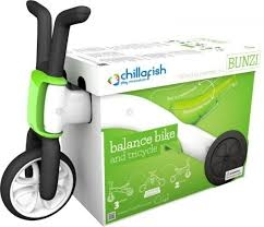Balance Bike an tricycle