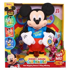 Mickey Mouse Clubhouse Hot Diggity Dance & Play Mickey -1 -75.95