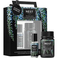 NEST Wisteria Blue Eau de Parfum and Scented Bubbles