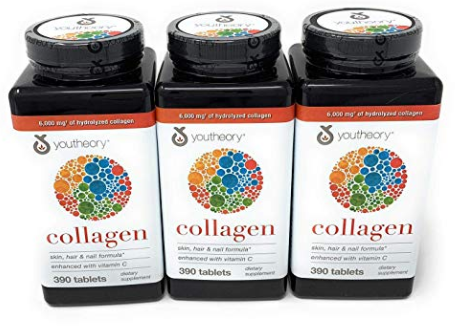 Collagen Youtheory 390 tablets 6000mg