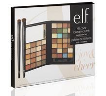 bảng phấn mắt e.l.f 48 color eyeshadow & brush set