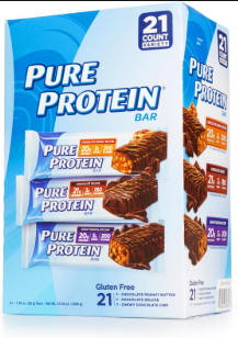 Pure Protein Bar 21 Count