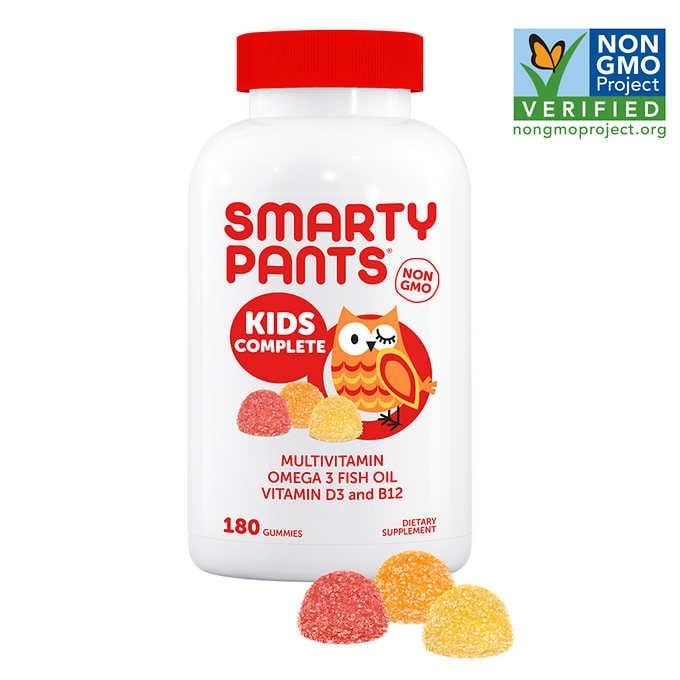 Smarty Pants Kids Complete Multivitamin (180 ct.)