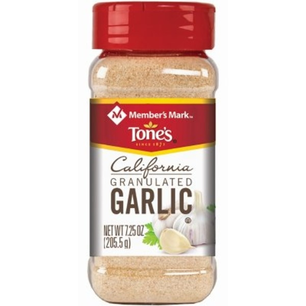 California Granulated Garlic - Bột tỏi Mỹ