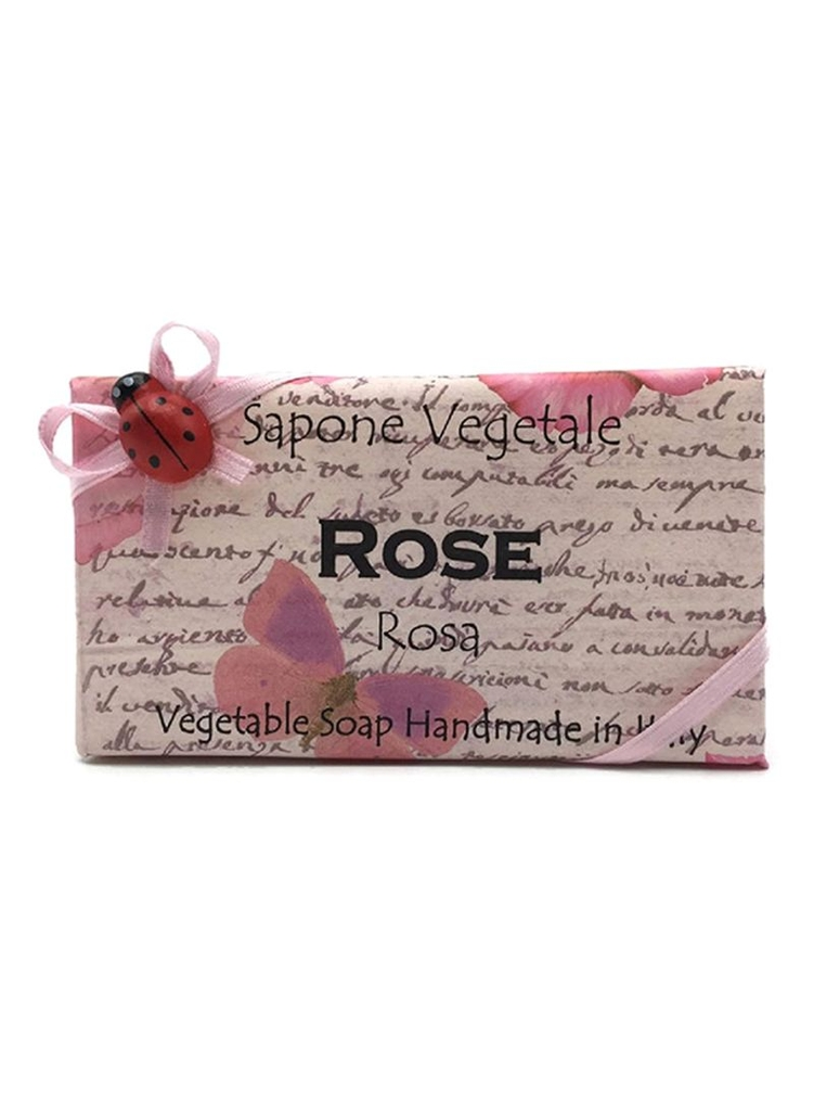 Rose Rosa Bar soap
