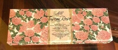 Tuscan Rose bath soap