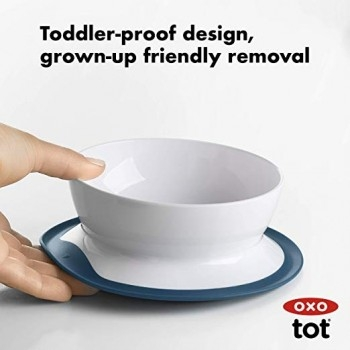 OXO Tot Stick & Stay Bowl