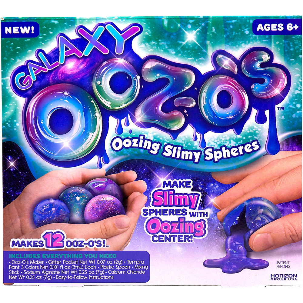 Party ooz-o's Slimmy Spheres
