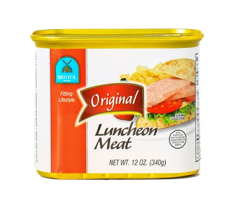 Luncheon Loaf 12oz Homestyle