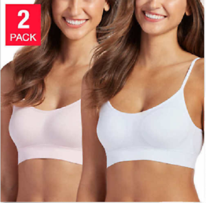 Jockey 2 seamfree bralettes