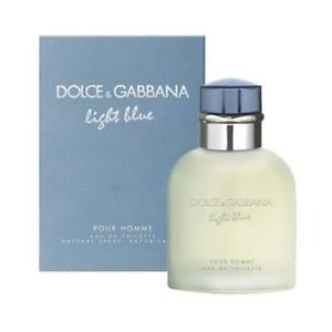 PF Dolce&Gabbana light blue Homme Toilette 200ml