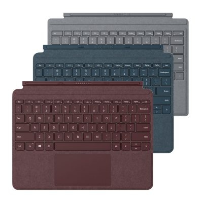 SURFACE GO TYPE COVER ALCANTARA