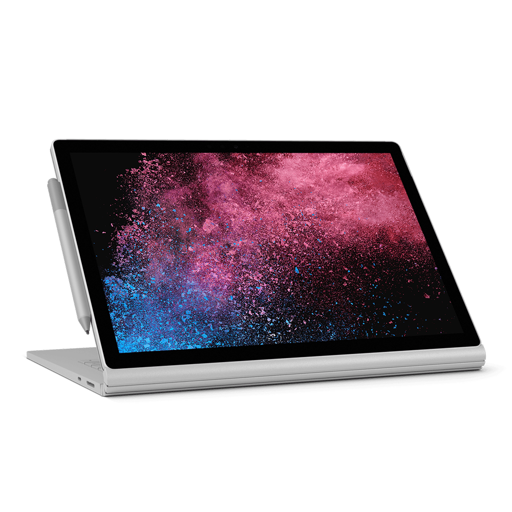 Surface Book 2 13-Inch i7- RAM 16GB- SSD 512GB Cũ