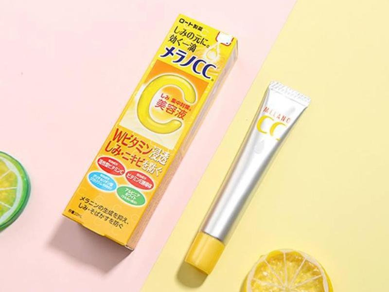 Serum Vitamin C Melano CC Rohto - Tinh chất trị nám mụn tàn nhang ...