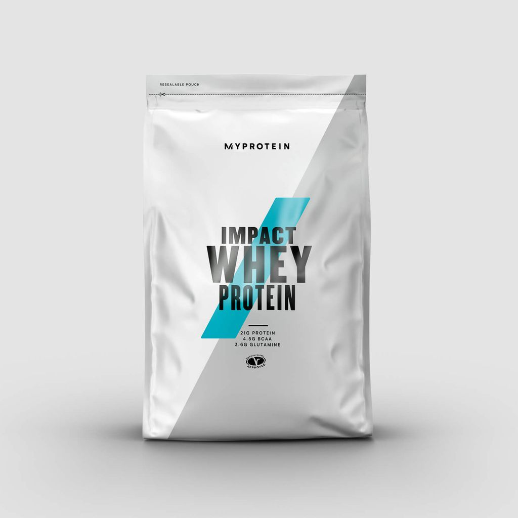My Protein - Impact Whey Protein - Strawberry Cream - (5kg/11lb - 200serv)