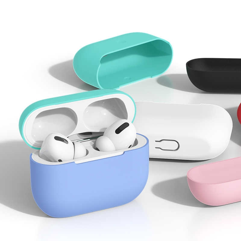 Case Silicon cho tai nghe Airpods Pro