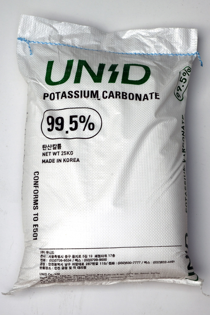 Potassium Carbonate (K2CO3 99.5%)