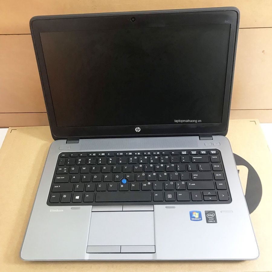 HP EliteBook 840 G1 card on ( i5-4300U, ram 4GB, SSD 128G, card on Intel HD 4400, màn 14″ HD )