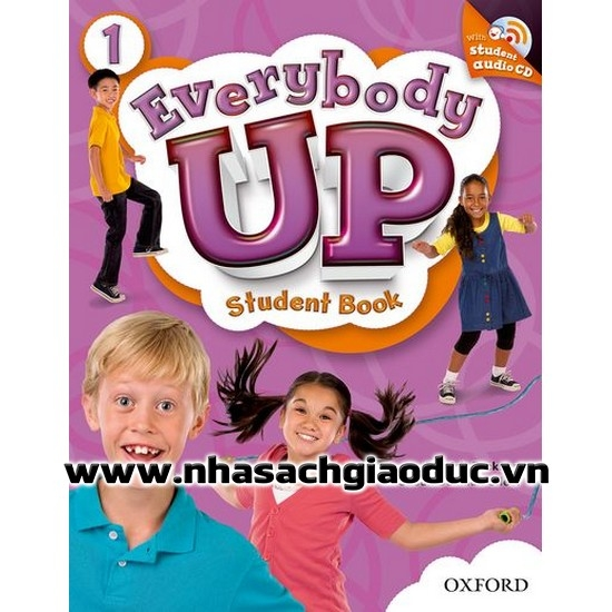 Everybody Up 1 Student Book
