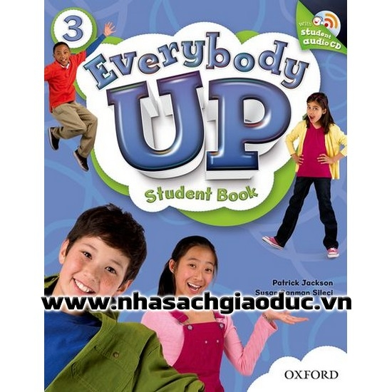 Everybody Up 3 Student Book