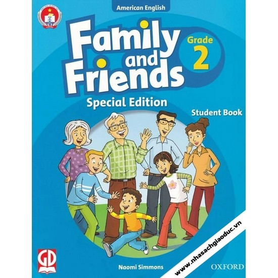 Family And Friends Special Edition Grade 2 Student Book