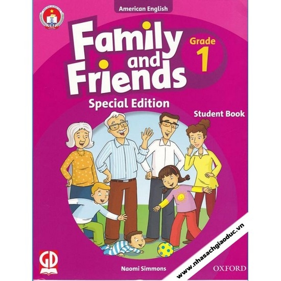 Family And Friends Special Edition Grade 1 Student Book