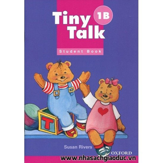 Tiny Talk Student Book 1B