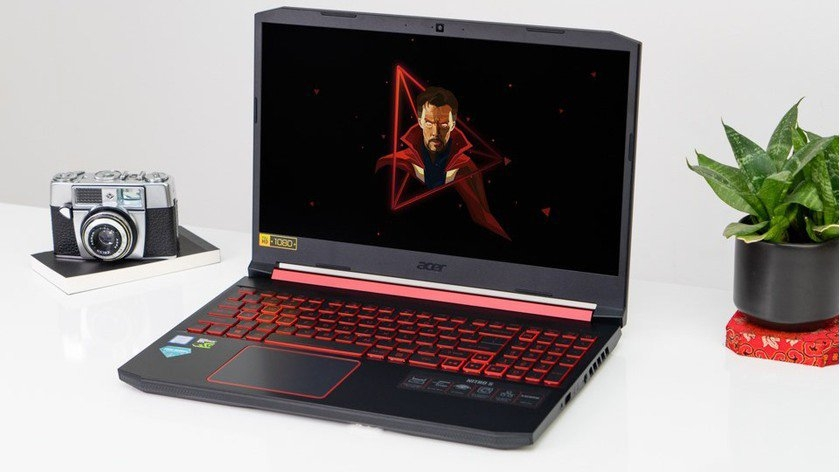 "Gaming Acer Nitro 5 AN515 Core i5 8300H/GTX 1050 4G/ 8Gb/128+500G/15.6""FHD/Win 10"