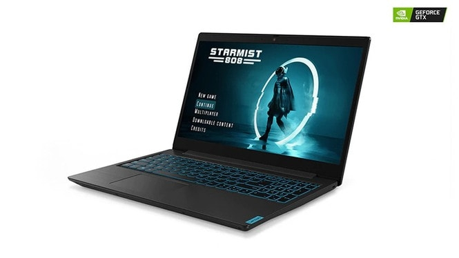 Laptop gaming Lenovo IdeaPad L340 CORE I5 9300H - GTX 1650 4G - MÀN 15.6 FHD IPS