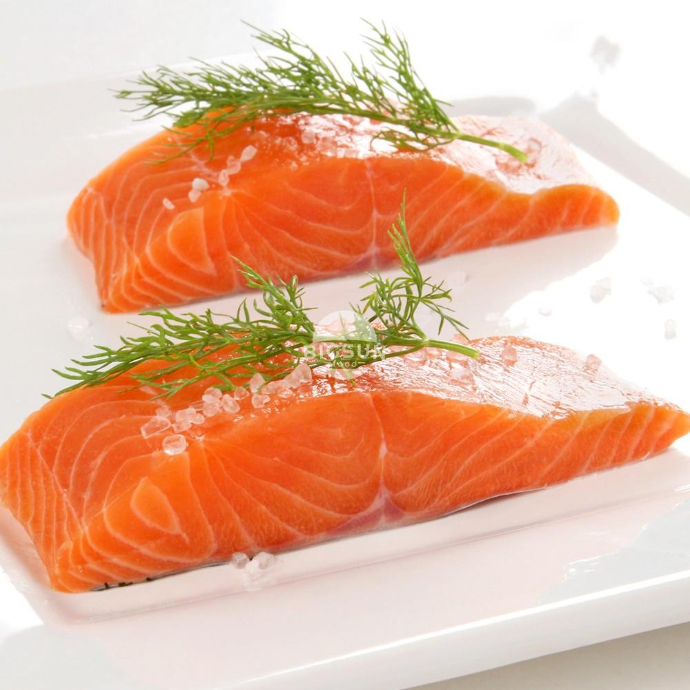 Cá hồi Na Uy Fillet Bigsunfood