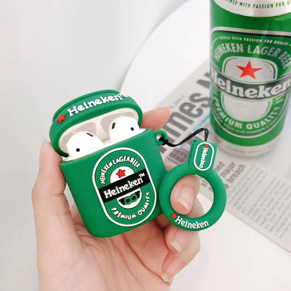 Case airpods Heineken