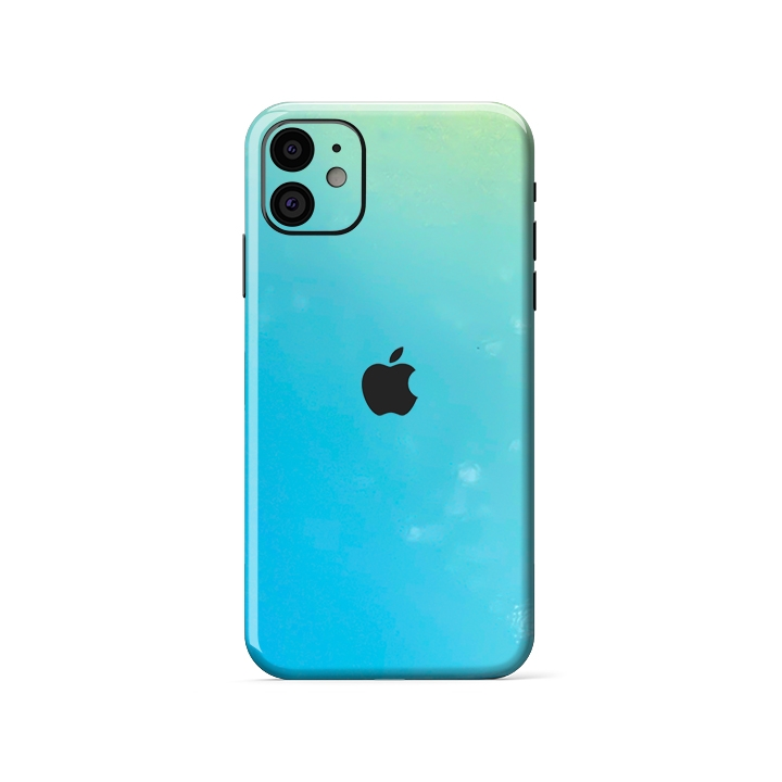 Dán Skin Xanh Ngọc IPhone XR | IPHONE 11 (RG-303)