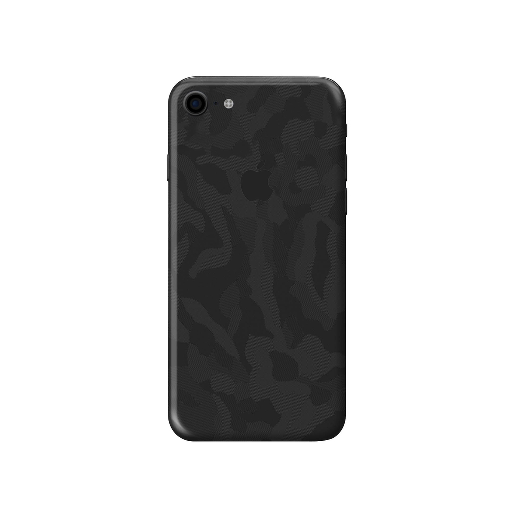 Skin 3M Camo Black IPhone 7 Plus/ 8 Plus (SB12)