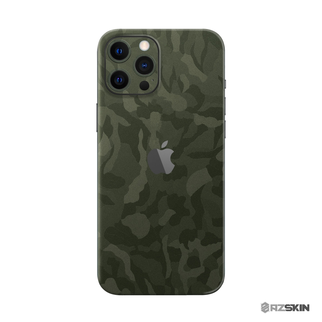 Skin 3M Camo Green IPhone 12 | 12 Mini | 12 Pro | 12 Pro Max