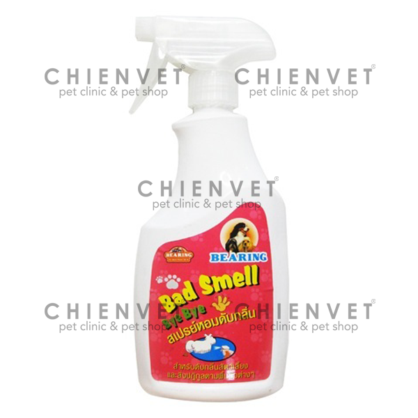 BEARING BAD SMELL BYE BYE SPRAY 600ml