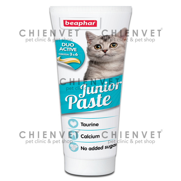 Beaphar Duo Active Junior Paste Cat