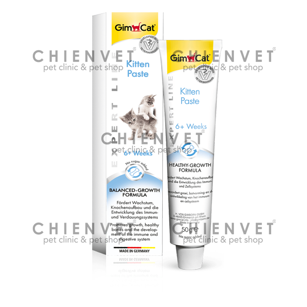 Gimcat Kitten Paste 50g