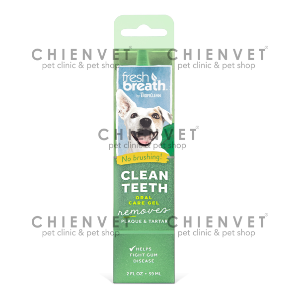 Tropiclean Clean teeth Dog 59ml