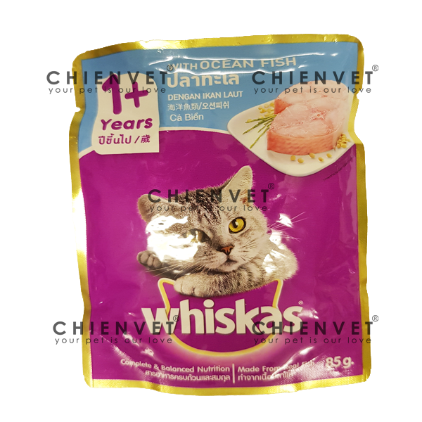 Whiskas Ocean Fish 85g
