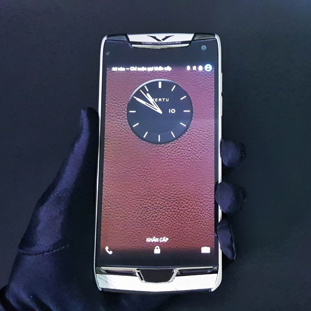 Vertu Constellation X white Fullbox