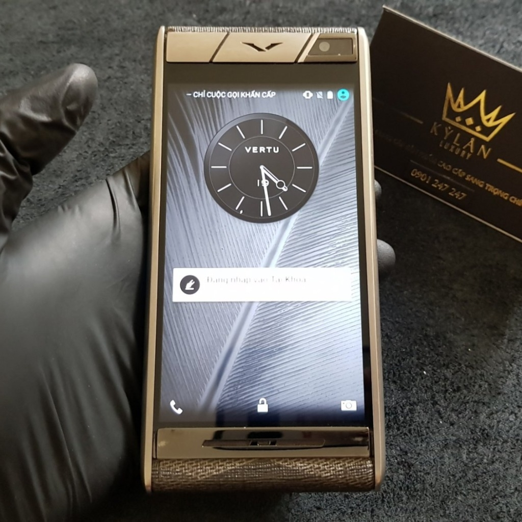 Vertu Constellation Aster