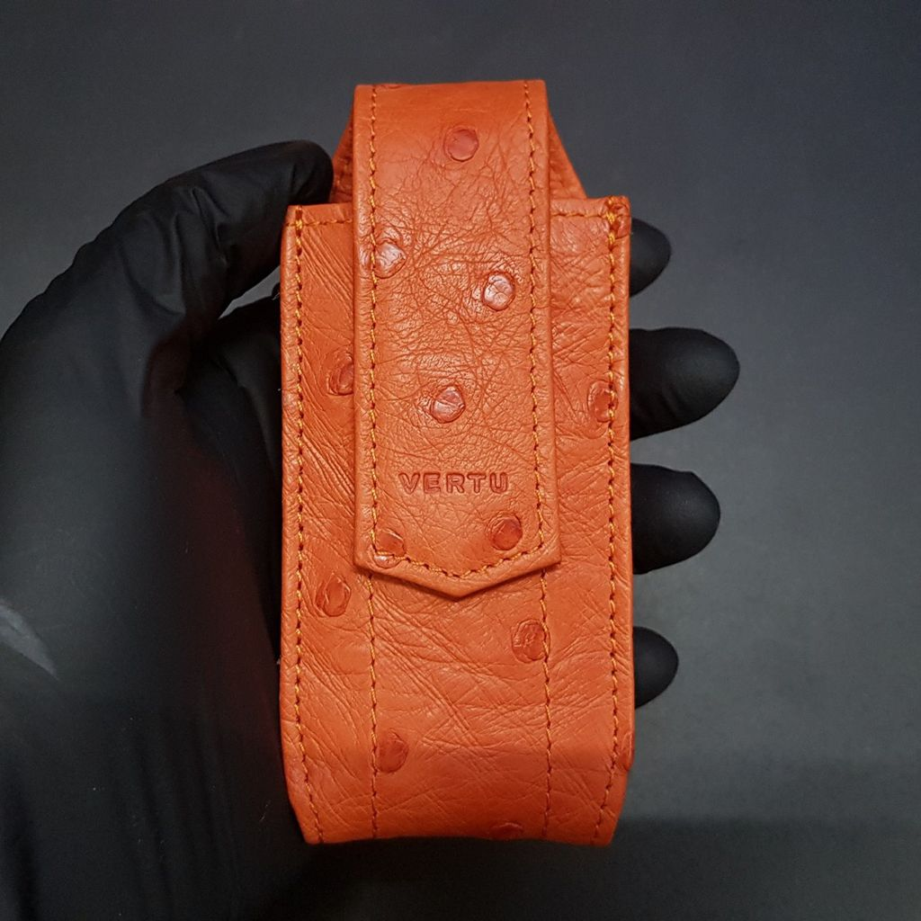 Bao da Vertu Constellation Orange
