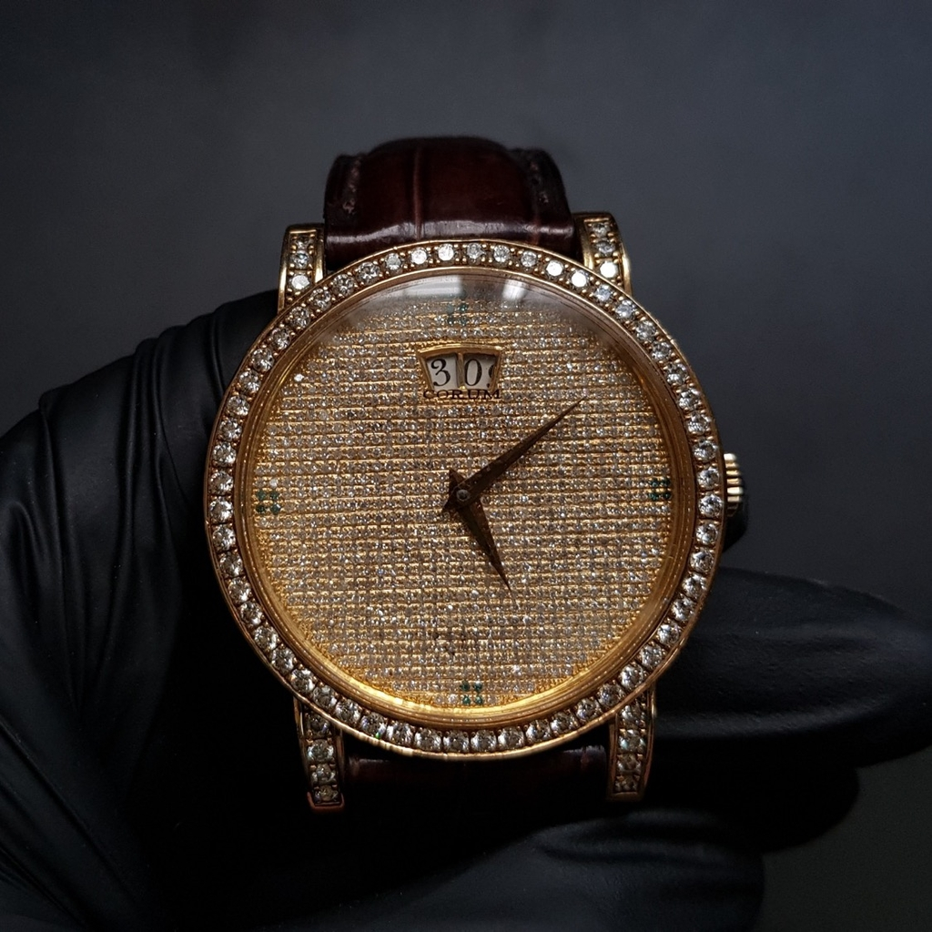 Đồng hồ Corum Diamonds Gold