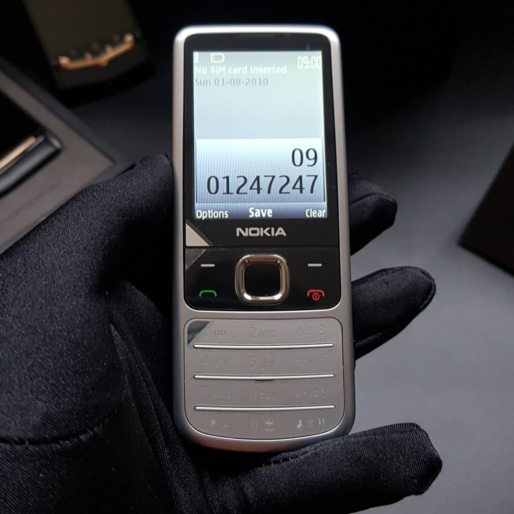 Nokia 6700 Bạc sần T-mobile new 99%